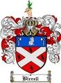 Thumbnail Birrell Family Crest  Birrell Coat of Arms