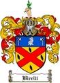Thumbnail Birrill Family Crest Birrill Coat of Arms Digital Download