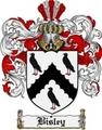 Thumbnail Bisley Family Crest Bisley Coat of Arms Digital Download