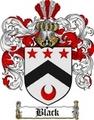 Thumbnail Black Family Crest / Black Coat of Arms