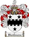 Thumbnail Blackbourne Family Crest  Blackbourne Coat of Arms
