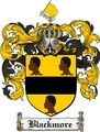 Thumbnail Blackmore Family Crest Blackmore Coat of Arms Digital Download