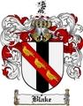 Thumbnail Blake Family Crest Blake Coat of Arms Digital Download