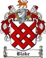 Thumbnail Blake Family Crest / Blake Coat of Arms