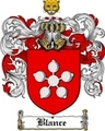 Thumbnail Blance Family Crest  Blance Coat of Arms