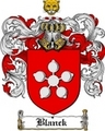 Thumbnail Blanck Family Crest  Blanck Coat of Arms