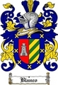 Thumbnail Blanco Family Crest  Blanco Coat of Arms