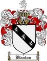 Thumbnail Blanton Family Crest  Blanton Coat of Arms