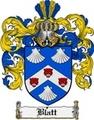Thumbnail Blatt Family Crest  Blatt Coat of Arms