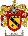 Thumbnail Bletso Family Crest  Bletso Coat of Arms