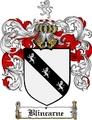 Thumbnail Blincarne Family Crest  Blincarne Coat of Arms
