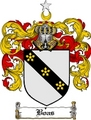 Thumbnail Boas Family Crest  Boas Coat of Arms
