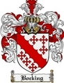 Thumbnail Bocking Family Crest Bocking Coat of Arms Digital Download