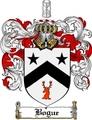 Thumbnail Bogue Family Crest  Bogue Coat of Arms