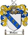 Thumbnail Bohun Family Crest  Bohun Coat of Arms