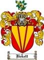 Thumbnail Bokett Family Crest  Bokett Coat of Arms