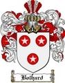 Thumbnail Bolhard Family Crest  Bolhard Coat of Arms