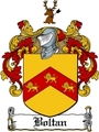 Thumbnail Boltan Family Crest  Boltan Coat of Arms