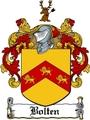 Thumbnail Bolten Family Crest  Bolten Coat of Arms