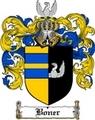 Thumbnail Boner Family Crest  Boner Coat of Arms