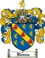 Thumbnail Bonne Family Crest  Bonne Coat of Arms