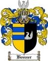 Thumbnail Bonner Family Crest  Bonner Coat of Arms