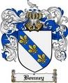 Thumbnail Bonney Family Crest Bonney Coat of Arms Digital Download