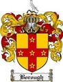 Thumbnail Borough Family Crest Borough Coat of Arms Digital Download