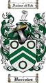 Thumbnail Borrows Family Crest  Borrows Coat of Arms