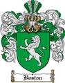 Thumbnail Boston Family Crest  Boston Coat of Arms