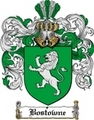 Thumbnail Bostowne Family Crest  Bostowne Coat of Arms