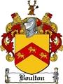Thumbnail Boulton Family Crest  Boulton Coat of Arms