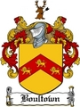 Thumbnail Boultown Family Crest  Boultown Coat of Arms