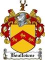 Thumbnail Boultowne Family Crest  Boultowne Coat of Arms