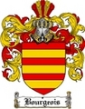 Thumbnail Bourgeois Family Crest  Bourgeois Coat of Arms