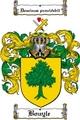 Thumbnail Bouyle Family Crest  Bouyle Coat of Arms
