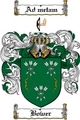 Thumbnail Bower Family Crest  Bower Coat of Arms