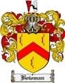 Thumbnail Bowman Family Crest Bowman Coat of Arms Digital Download