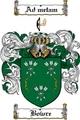 Thumbnail Bowre Family Crest  Bowre Coat of Arms