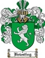Thumbnail Bowsting Family Crest  Bowsting Coat of Arms