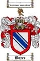 Thumbnail Boyer Family Crest  Boyer Coat of Arms