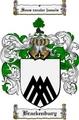 Thumbnail Brackenbury Family Crest Brackenbury Coat of Arms Digital Download