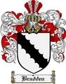 Thumbnail Bradden Family Crest Bradden Coat of Arms Digital Download