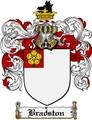 Thumbnail Bradston Family Crest Bradston Coat of Arms Digital Download