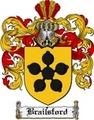 Thumbnail Brailsford Family Crest Brailsford Coat of Arms Digital Download