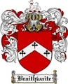 Thumbnail Braithwaite Family Crest Braithwaite Coat of Arms Digital Download