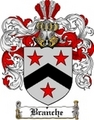 Thumbnail Branche Family Crest  Branche Coat of Arms
