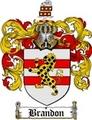 Thumbnail Brandon Family Crest  Brandon Coat of Arms