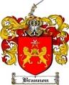 Thumbnail Brannon Family Crest  Brannon Coat of Arms