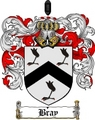 Thumbnail Bray Family Crest  Bray Coat of Arms